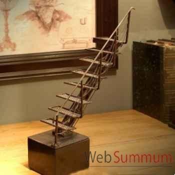 Escalier du clemenceau Objet de Curiosité -DA091