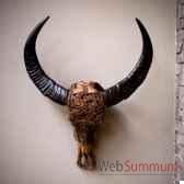 crane de buffle sculpte de sulawesi objet de curiosite an114