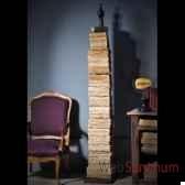 bibliotheque verticale objet de curiosite fe050liv