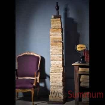 Bibliothèque verticale Objet de Curiosité -FE050LIV