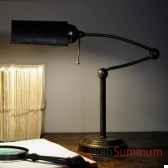 lampe d architecte objet de curiosite lu088