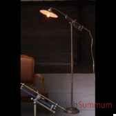 lampadaire a cremaillere objet de curiosite lu050