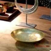 coupelle en cuivre objet de curiosite dc010