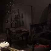 pouf koudou objet de curiosite si027