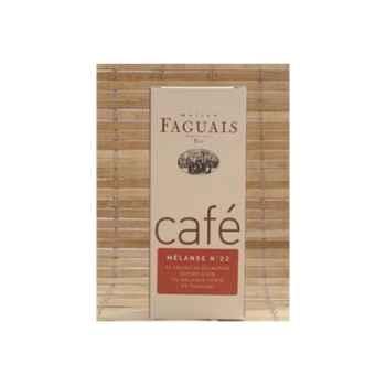 Maison Faguais-Café mélange N° 22, supérieur corsé.
