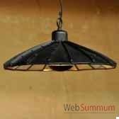 suspension industrielle a facettes objet de curiosite lu102bis