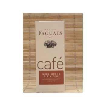 Maison Faguais-Café Moka Sidamo d'Ethiopie.