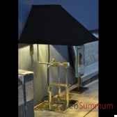 lampe poser tubulaire objet de curiosite lu127