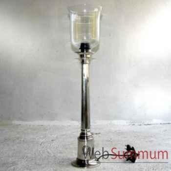 Lampe colonne Objet de Curiosité -LU046 bis
