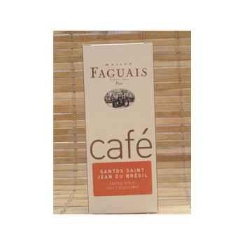 Maison Faguais-Café Santos du Brésil.