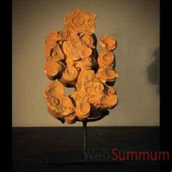 Stromatolithe Objet de Curiosité -FO017