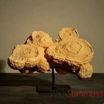 Stromatolithe Objet de Curiosité -FO019