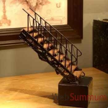 Escalier eiffel Objet de Curiosité -DA092