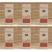 maison faguais lot de 6 paquets cafe melange n 22 superieur corse