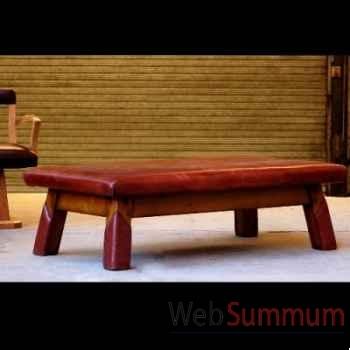 Table de gym soviétique Objet de Curiosité -MB001