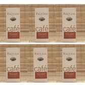 maison faguais lot de 6 paquets cafe moka sidamo d ethiopie