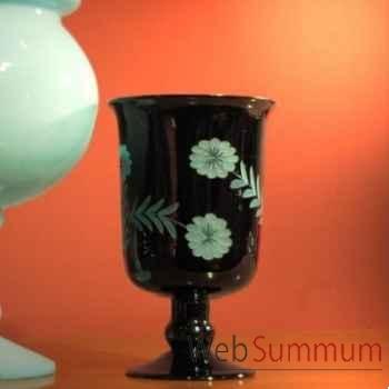 Vase sur pied Objet de Curiosité -VA010