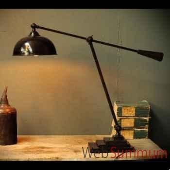 Lampe de guéridon Objet de Curiosité -LU117