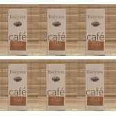 maison faguais lot de 6 paquets cafe excelso de colombie