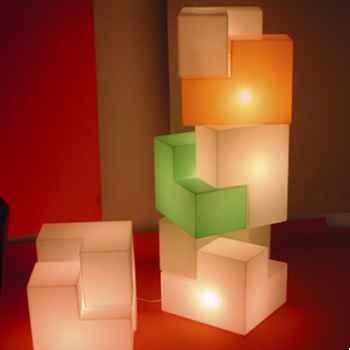 Module lumineux Fit Blanc Slide - SD FIT045