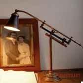 lampe a cremaillere objet de curiosite lu051