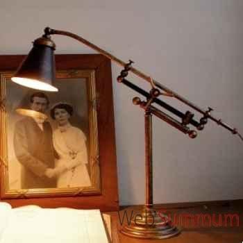 Lampe à crémaillère Objet de Curiosité -LU051