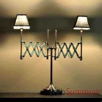 Lampe extensible Objet de Curiosité -LU108