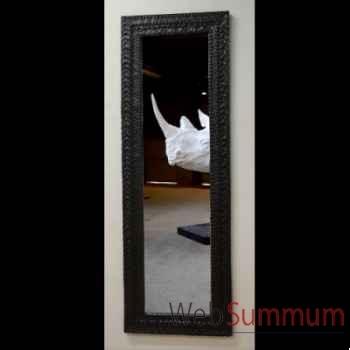 Miroir en pneu Objet de Curiosité -DA022