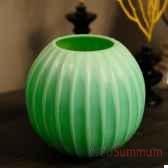 vase cactus vert objet de curiosite va029