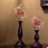 virus en verre objet de curiosite ra002