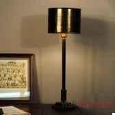 lampe mappemonde objet de curiosite lu086