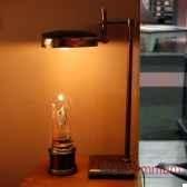 lampe de laboratoire objet de curiosite lu072