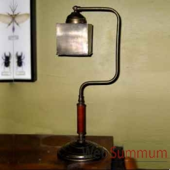 Lampe cubique Objet de Curiosité -LU036