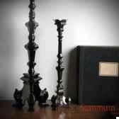 bougeoir eclesia 60cm objet de curiosite dl066