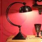 lampe arc de cercle objet de curiosite lu075