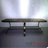 table basse cuivre objet de curiosite fe028