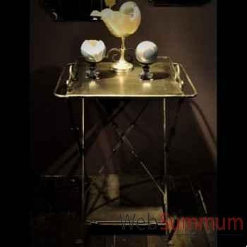 Table d'appoint Objet de Curiosité -FE058