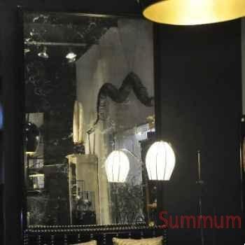Miroir géant vielli Objet de Curiosité -MR016