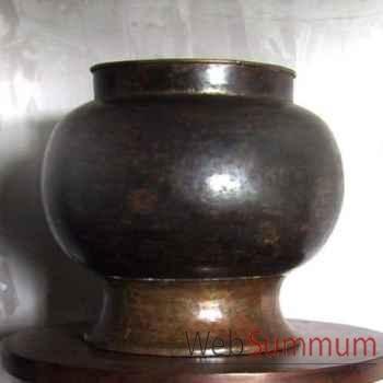 Vase boule Objet de Curiosité -DC007