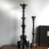 bougeoir eclesia 80cm objet de curiosite dl065
