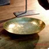 grande coupelle en cuivre objet de curiosite dc015