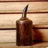 boite corne haute objet de curiosite dc006