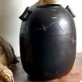 vase avec agrafe objet de curiosite ce016