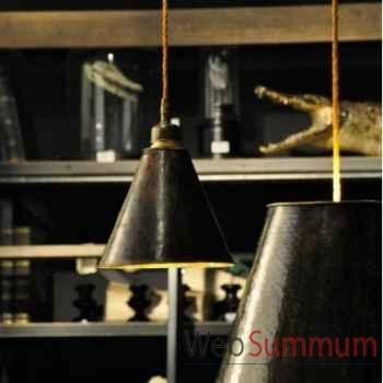 Suspension cuivre pm Objet de Curiosité -LU034