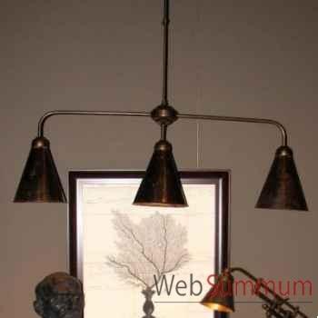 Lampe trillard Objet de Curiosité -LU049