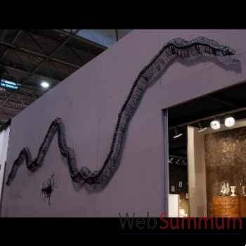 Serpent au mètre Objet de Curiosité -DL085