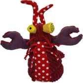 peluche deglingos molos le homard d36506