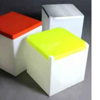 Cube design Kubo Plexi orange Slide - LP CUP041