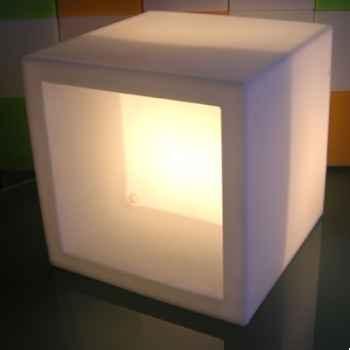 Cube design Open Cube grand modèle Slide - SD OPN075