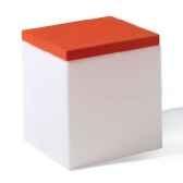 cube design soft cube orange slide sd sof045